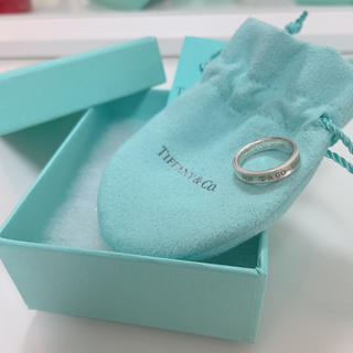 Tiffany & Co. - tiffany リング 9号