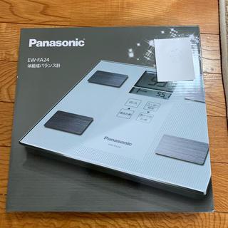 Panasonic - パナソニック、体組成バランス計、新品