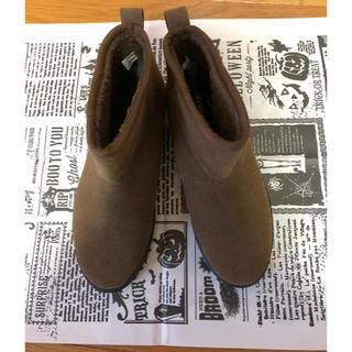 スタディオクリップ(STUDIO CLIP)の撥水加工ブーツ【お値下げ】(ブーツ)