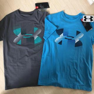 アンダーアーマー(UNDER ARMOUR)の新品❗️アンダーアーマー YMD 2枚セット(Tシャツ/カットソー)