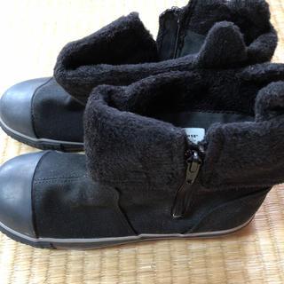 コンバース(CONVERSE)のコンバース、ブーツ(21.0cm)(ブーツ)