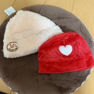 ギャップ(GAP)のベビー帽子 2個セット(帽子)