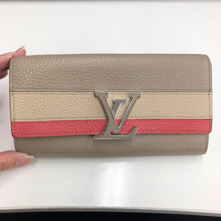 LOUIS VUITTON - 🌺長財布  牛革