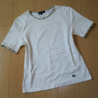 BURBERRY - BURBERRY LONDON レディース Tシャツ