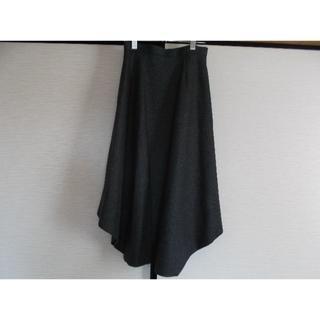 ENFOLD - ENFOLDの変形ヘムラインスカート