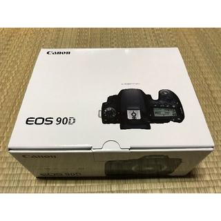 Canon - ≪新品・送料無料≫ Canon EOS 90D ボディ