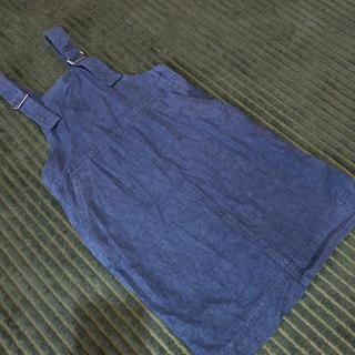 チャオパニックティピー(CIAOPANIC TYPY)のCIAOPANIC TYPY ジャンパースカート ワンピース 100(ワンピース)