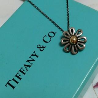 Tiffany & Co. - ✨ティファニー✨ デイジー ネックレス 【シルバー×ゴールド】