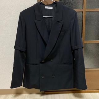 ジョンローレンスサリバン(JOHN LAWRENCE SULLIVAN)のnv.  double tailored design jacket(テーラードジャケット)