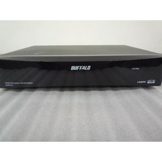 Buffalo - 【中古】BUFFALO Wチューナー搭載 HDDレコーダー 1TB DVR-W1
