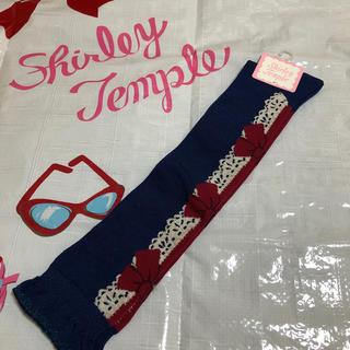 Shirley Temple - シャーリーテンプル リボンレース ソックス