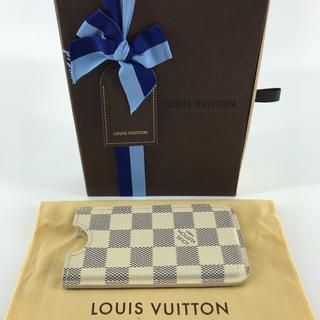 LOUIS VUITTON - ルイヴィトン iPhoneケース ダミエ 美品LOUIS VUITTON