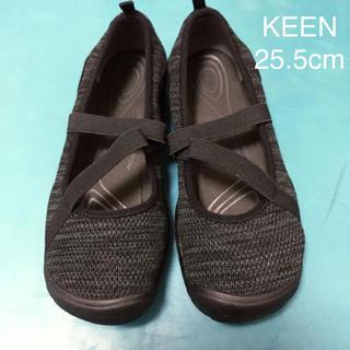キーン(KEEN)のKEEN キーン フラットシューズ 25.5cm 新品(その他)