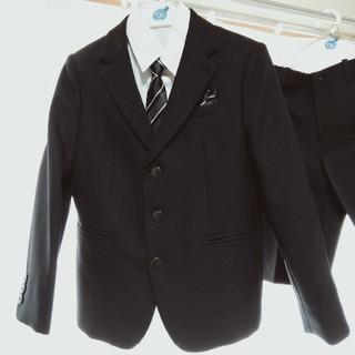 シマムラ(しまむら)のお値下げしました!しまむら キッズスーツ 130センチ 男の子(ドレス/フォーマル)
