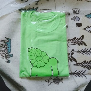 Melted Blohsh Green Tee Tシャツ グリーン