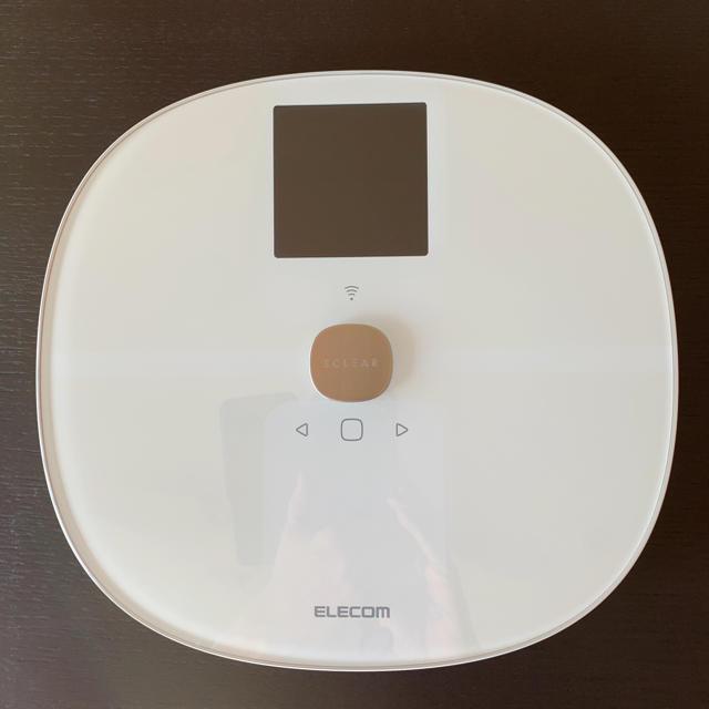 ELECOM(エレコム)のマロンころん様専用 スマホ/家電/カメラの美容/健康(体重計/体脂肪計)の商品写真