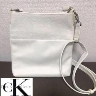 Calvin Klein - カルバンクライン ショルダーバッグ 美品 正規品