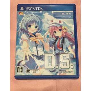 プレイステーションヴィータ(PlayStation Vita)のd.s.-dal segno- PS Vita版(携帯用ゲームソフト)