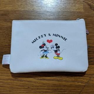 Disney - 【未使用】ミッキー&ミニー ポーチ