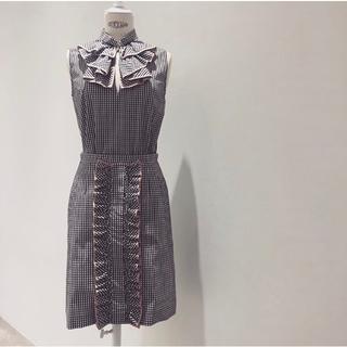 N°21 - ヌメロ♡ギンガムチェック スカート