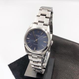 ROLEX - 【仕上済】ロレックス オイスター プレシジョン シルバー メンズ 腕時計