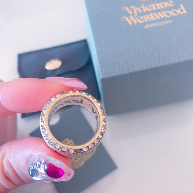 Vivienne Westwood(ヴィヴィアンウエストウッド)のVivienne Westwood 指輪 レディースのアクセサリー(リング(指輪))の商品写真