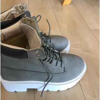 レディース厚底ブーツ(ブーツ)