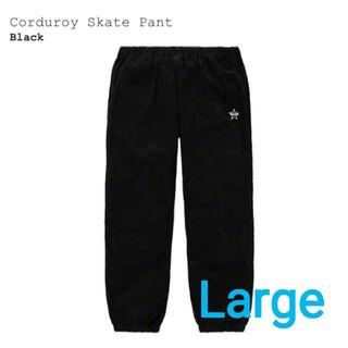 Supreme - 新品 19AW Supreme Corduroy Skate Pant
