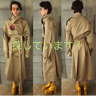 ジョンローレンスサリバン(JOHN LAWRENCE SULLIVAN)のkeisuke yoshida コート(トレンチコート)