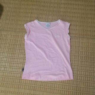 アディダス(adidas)の美品★adidasタンクトップ(Tシャツ(半袖/袖なし))