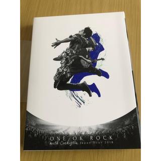 ワンオクロック(ONE OK ROCK)のワンオク  DVD(ミュージック)