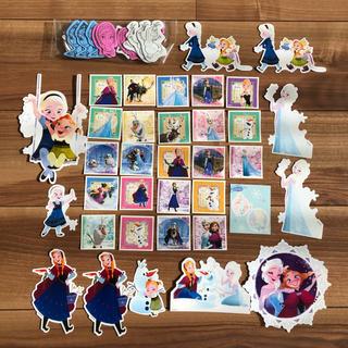 Disney - アナと雪の女王 シール56枚