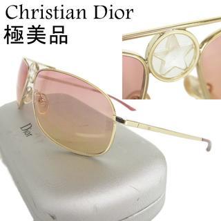 クリスチャンディオール(Christian Dior)のディオール 正規品 極美品 HIPPY 2 スター 星 サングラス アイウェア(サングラス/メガネ)