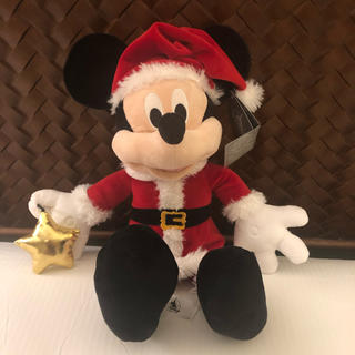 Disney - 【新品日本未発売】クリスマス サンタクロース ミッキー