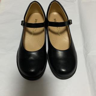 ミキハウス(mikihouse)の美品 ミキハウスコレクション 革靴 19cm 中敷付き(フォーマルシューズ)