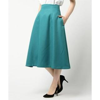 ナチュラルビューティーベーシック(NATURAL BEAUTY BASIC)のナチュラルビューティーベーシック きれい色スカート(ひざ丈スカート)