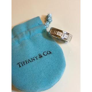 Tiffany & Co. - ティファニー アトラスリング シルバー