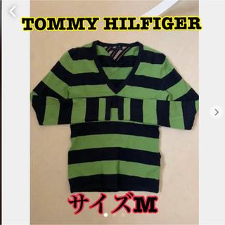 TOMMY HILFIGER - TOMMY HILFIGER ボーダーニット
