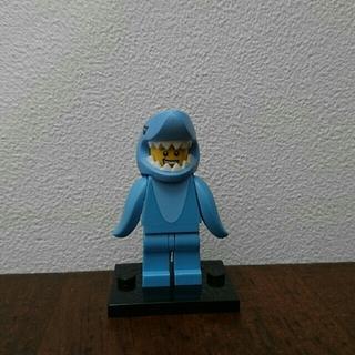 Lego - LEGOレゴ ミニフィグ サメ男 シャークガイ
