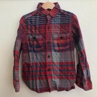 デニムダンガリー(DENIM DUNGAREE)のDENIM&DUNGAREE シャツ 120(Tシャツ/カットソー)