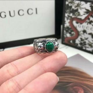 グッチ(Gucci)の値下美品  グッチ  リング  18号(リング(指輪))