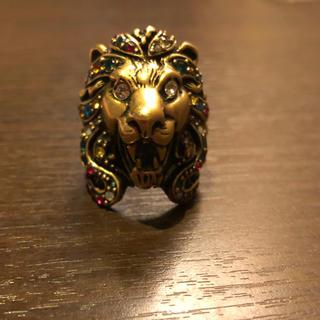グッチ(Gucci)のgucci fashion jewelry(リング(指輪))