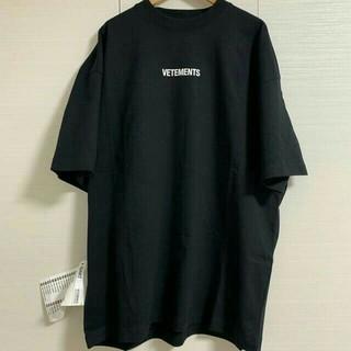 Vetements ホワイト ロゴ T シャツ