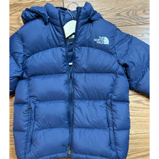 THE NORTH FACE - NORTH FACE キッズダウン 140