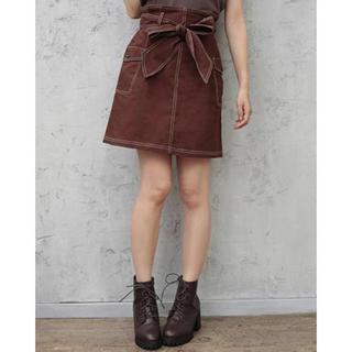 ナイスクラップ 台形スカート