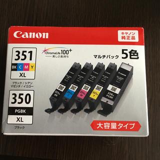 Canon - キャノンインク 純正  351.350