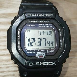 G-SHOCK - CASIO  G-SHOCK GW-5600J  電波 タフソーラー