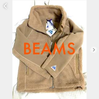 BEAMS - ビームス  ケープハイツ ボア ブルゾン