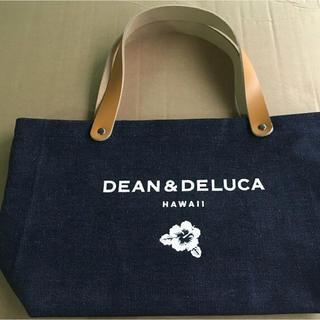 DEAN & DELUCA - ディーン&デカール デニム s サイズ トートバック ハワイ
