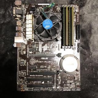 ASUS - Core i5-4690 3.50GHz マザボ メモリー セット